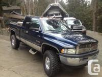 Looking to get a Dodge Cummins 5.9 show and cruise