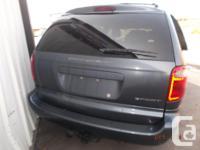 Make Dodge Model Grand Caravan Year 2001 Colour grey