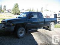 Dawson Creek, BC 2001 Dodge Ram 2500 Cummins Turbo