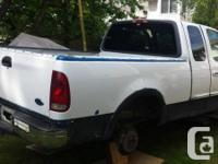 Have full truck with great 5.4 L Triton engine,