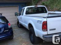 Make Ford Model F-250 Year 2001 Trans Automatic kms