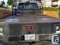 Splitting out f350 diesel dually 7.3 4x4. In excellent
