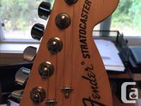 """2001 """"American Series"""" (NOT American Standard) Fender"""