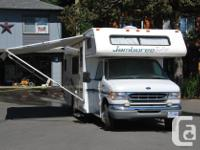 Well maintained 23ft Class C Motorhome. This unit has