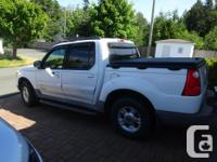 Make Ford Model Explorer Sport Trac Year 2001 Colour