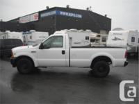 Make Ford Model F-250 SD Year 2001 Colour White kms