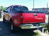 Make Ford Model F-150 Year 2001 Colour Red kms 233950