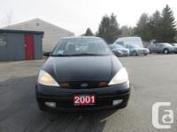 Make Ford Colour black Trans Manual kms 128000 2001