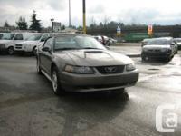 Year: 2001  Make: Ford  Model: Mustang  Trim: Premium