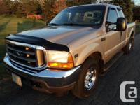 SUPER DUTY F250 XLT FORD TRUCK - GREAT CONDITION !