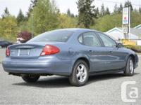 Make Ford Model Taurus Year 2001 Colour Blue kms