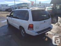 Make Ford Model Windstar Year 2001 Colour WHITE kms