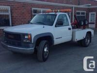 Make GMC Model Sierra 3500HD Colour white Trans