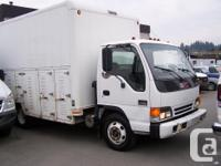 Make GMC Model W4500 Year 2001 Colour White kms 276000