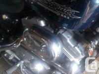 Make Harley Davidson Model Sportster Year 2001 kms