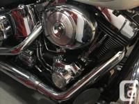 Make Harley Davidson Model Softtail Year 2001 2001