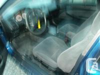 Make Honda Model Civic Year 2001 Colour blue kms