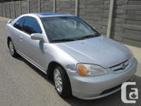 Make Honda Year 2001 Colour Silver Trans Manual kms