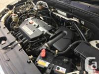 Make Honda Model CR-V Year 2001 Colour White kms 85800