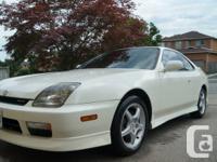 2001 Honda Prelude SE 2.2l 200HP 150,000km, EXCELLENT