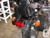 Make Honda Model Shadow Year 2001 kms 33750 2001 Honda