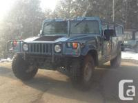 Anglemont, BC 2001 Hummer H1 Wagon This Hummer H1 has for sale  British Columbia