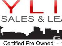 Contact SALES DEPT at SKYLINE MOTORS  Phone : (604)