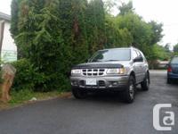 2001 SUV Isuzu rodeo 4x4 Automatic transmission V6 -