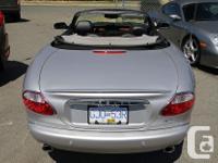 Make Jaguar Model XKR Year 2001 Colour Silver kms