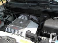 Make Lexus Model RX 300 Year 2001 Colour grey kms