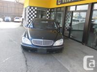 Make Mercedes-Benz Model S-Class Year 2001 Colour Blue