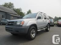 Make Nissan Model Xterra Year 2001 Colour grey kms