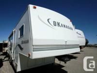 2001 OKANAGAN 295Y. Fifth Wheel. $14,990.00.