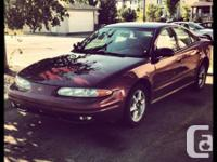 Selling my 2001 Oldsmobile Alero sedan. It runs and