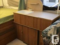 """price reduced $600---PALIMINO """"PONY"""" TENT TRAILER. 2"""