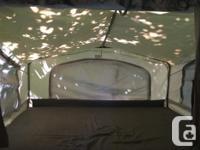2001 Palomino Pony Tent trailer. Needs canvas repair or