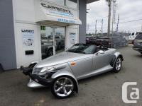 Make Plymouth Model Prowler Year 2001 Colour Silver