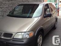 7 passenger minivan full loaded all power options clean