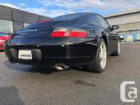 Make Porsche Model 911 Carrera Year 2001 Colour Black