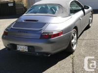 Make Porsche Model 911 Carrera Year 2001 Colour Grey