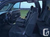 Make. Chevrolet. Version. Silverado 1500. Year. 2001.