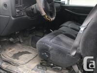 Make Chevrolet Model 1500 Year 2001 Colour Black kms