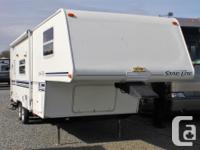 Check out this little 26-foot 5th Wheel that just came