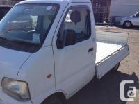 Make Suzuki Year 2001 Colour White Trans Manual kms