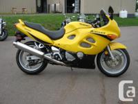 2001 Suzuki Katana 600 Very Clean Easy To Ride Katana