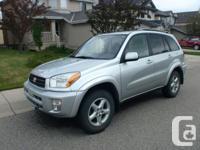 This reliable SUV is a great vehicle for families, and