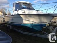 Just In. 2001 desirable hard top version, the boat is
