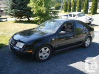 Wanting to offer my 2001 Volkswagen Jetta 1.8 t. (As