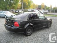 Make Volkswagen Model Jetta Year 2001 Colour Black kms