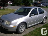 2001 Jetta Volkswagan. Decreased from 4500 to 3500
